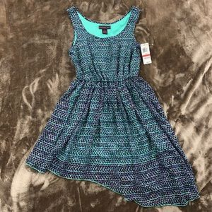 Material Girl (Short) Party Dress